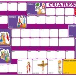 Calendario Pascua 2015