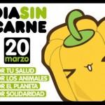 20 de marzo: Día Mundial sin carne  Tarjetas para descargar