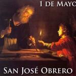 Festividad de San José Obrero el 1º de mayo
