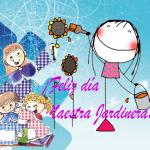 28 de mayo: Día de la Maestra Jardinera