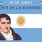 Día Nacional de la Bandera: 20 de junio