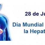 Día mundial contra la Hepatitis: 28 de julio