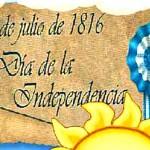 Tarjetas para compartir en el Día de la Independencia