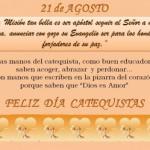 21 de agosto: Día del Catequista en Argentina