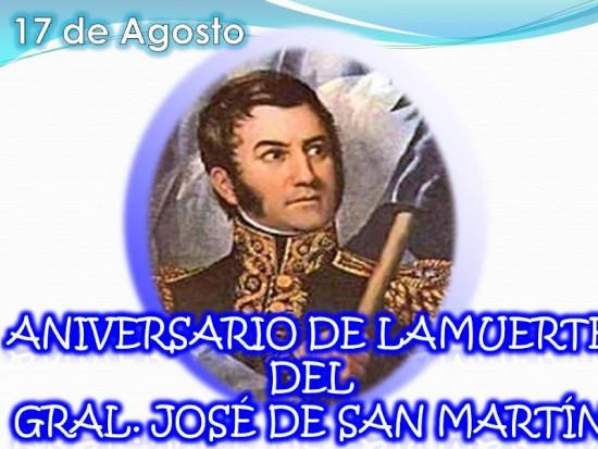 17 - Muerte de San Martín
