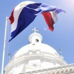 El 14 de agosto se celebra el Día de la Bandera de Paraguay