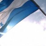 1º de septiembre Dia de la Bandera de Honduras