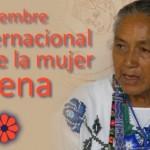 """5 de Septiembre se celebra el """"Día Internacional de la Mujer Indígena"""""""