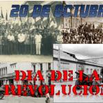 """20 de octubre de 1944 """"Día de la Revolución en Guatemala"""""""
