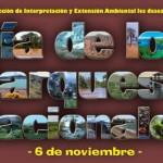 """""""Feliz Dia de los Parques Nacionales"""" 6 de noviembre"""