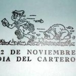 """12 de noviembre se celebra en Mexico el """"Dia del Cartero"""""""