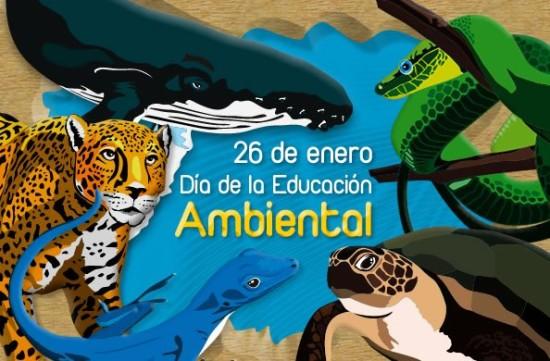 Dia de la Educación Ambiental se celebra el 26 de enero