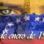 "23 de enero ""Dia de la Democracia"" se celebra en Venezuela"
