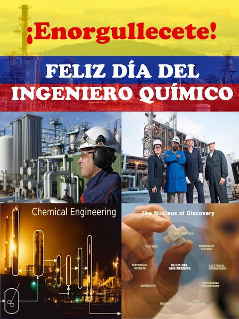 "22 de enero ""Dia del Ingeniero Químico"" se celebra en Peru"