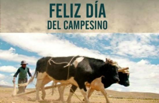 Feliz Día del Campesino - 5 de Marzo - Venezuela