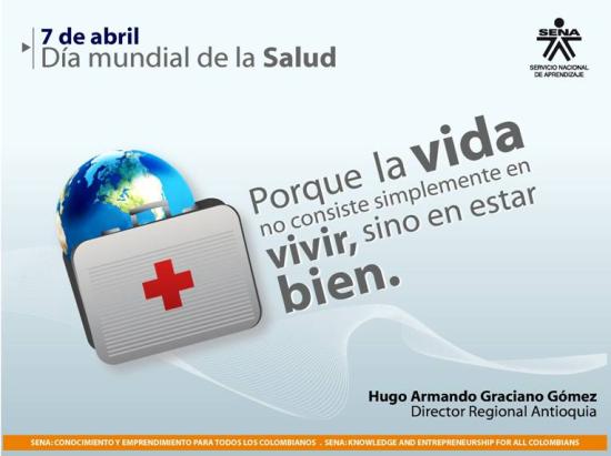 7 abril dia mundial de la salud