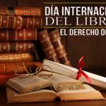 Tarjetas para celebrar el Dia Internacional del Libro y el Derecho de Autor: imágenes para el 23 de abril