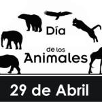 """""""Feliz Dia de los Animales"""" se celebra el 29 de abril: Tarjetas para descargar el Dia del animal"""