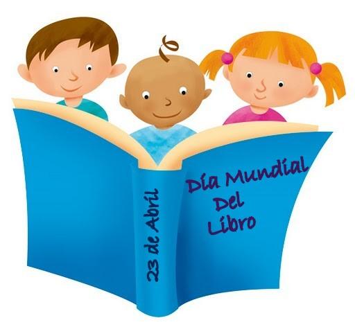 Día Mundial del Libro y del Derecho de Autor - 23 de abril 01