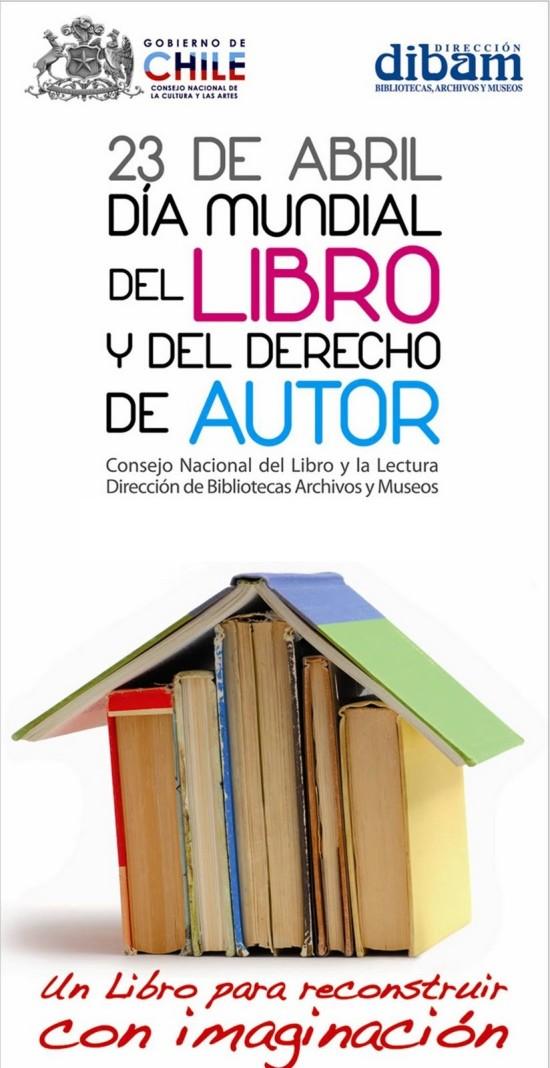 Día Mundial del Libro y del Derecho de Autor - 23 de abril 03