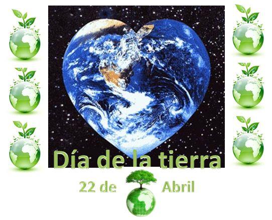 22 de abril: Día Mundial de la Tierra: