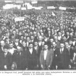 Tarjeta para celebrar el Dia del Trabajador: imágenes para el 1° de mayo