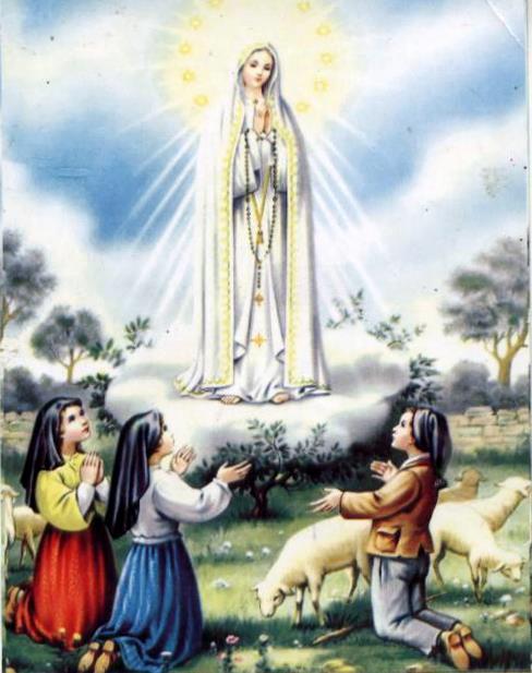 Virgen-de-Fatima