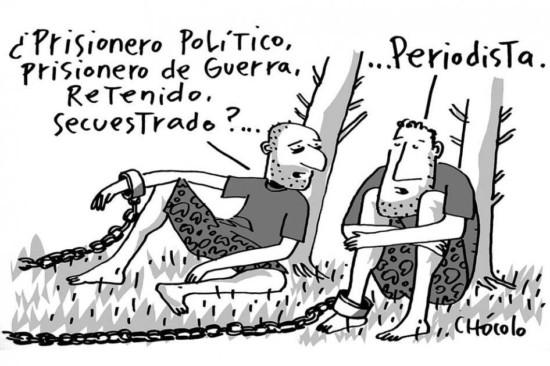 Caricatura Chocolo