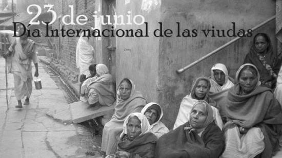Día Internacional de las Viudas
