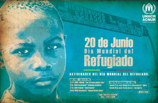 dmr2010_ecuador_Tulcan_Afiche_Dia_Mundial_Refugiado