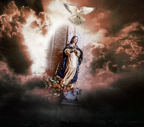 LA ASUNCIÓN DE MARIA PARA EL BLOG