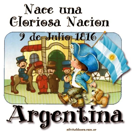 relacionados con el Bicentenario de Argentina Independencia 1816-2016