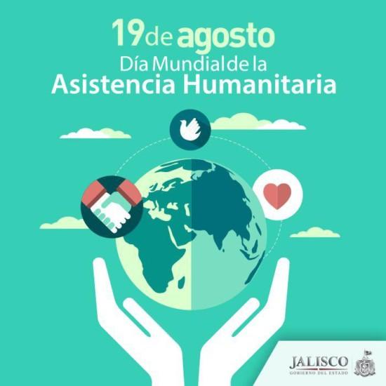 El Día Mundial de la Asistencia Humanitaria: 19 de agosto