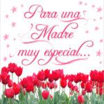 Feliz día de la Madre! Tarjetas e imágenes para descargar y compartir