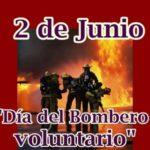 Tarjetas e imágenes para descargar DÍA DEL BOMBERO VOLUNTARIO