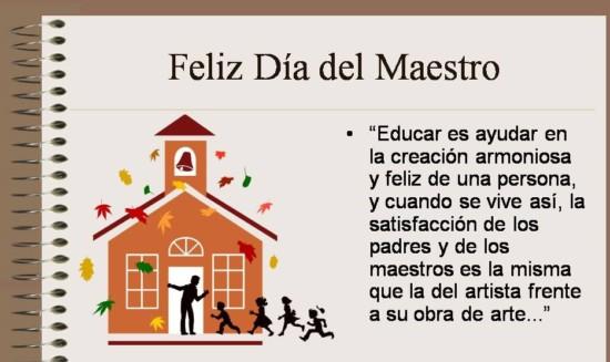 dia del maestro 16