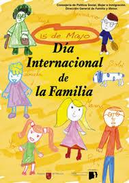 15 de mayo dia internacional de la familia