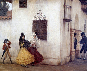 colo300px-Mujeres_de_la_colonia_P_Subercaseaux