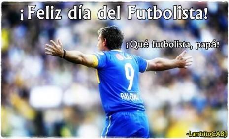 dia del futbolista argentino 14 de mayo