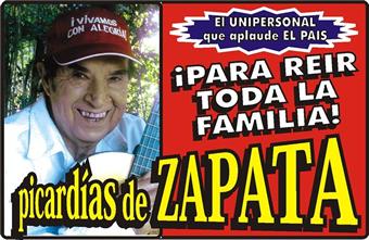 AFICHE RODOLDO ZAPATA