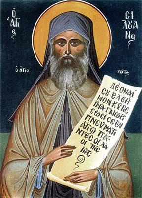 san-silvano-el-atonita-Icono-en-el-Monte-Athos