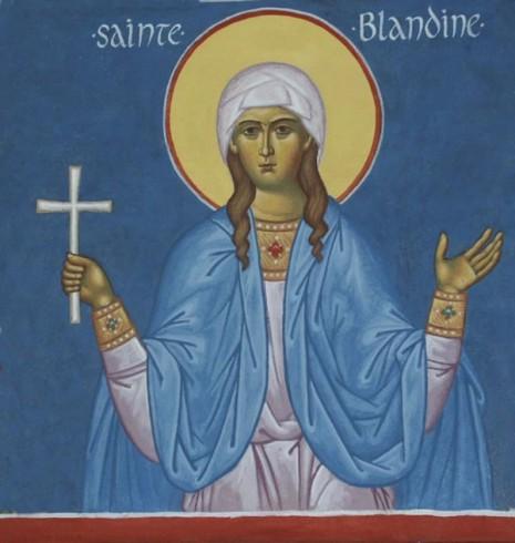 santa blandina