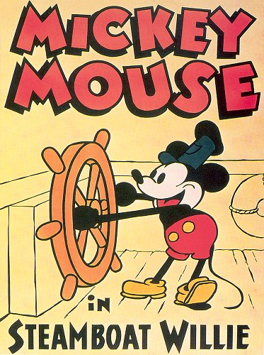 walt_disney - steamboat_willie