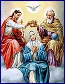 coronacion maria reina 22 de agosto
