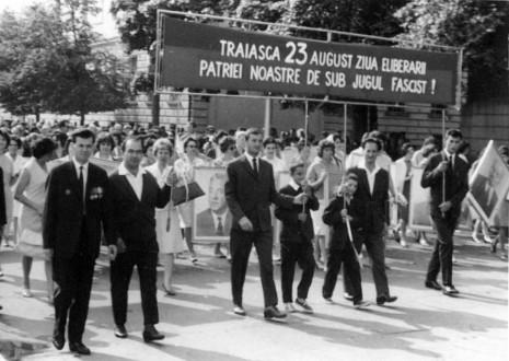 dia de la liberacion en rumania 23 de agosto