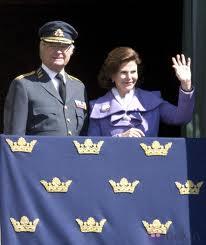 dia de la reina en suecia 8de agosto