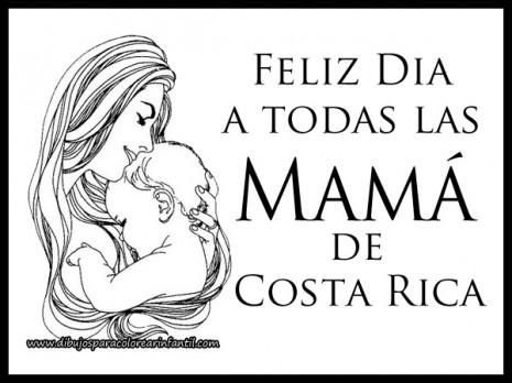 dia de las madres en costa rica 15 de agosto