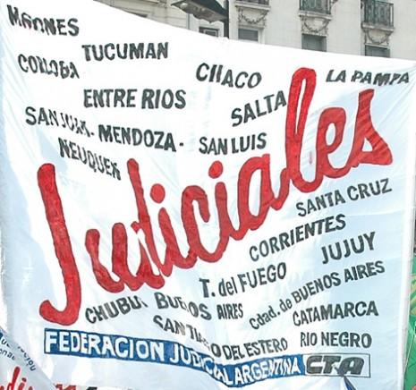 dia del trabajador judicial el 14 de agosto