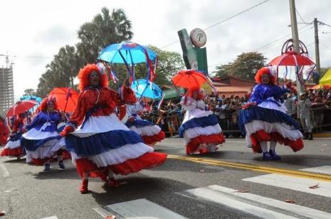 fiesta nacional de la rep dominicana el 16 de agosto