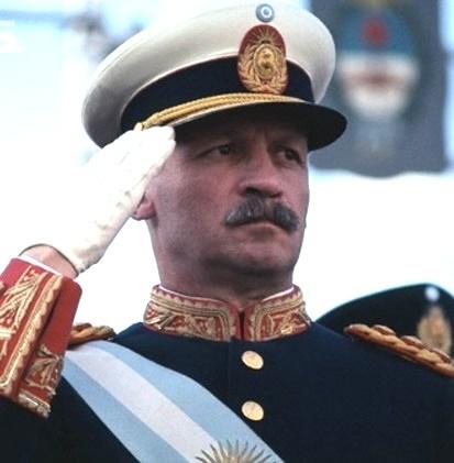 Portrait of Juan-Carlos Ongania